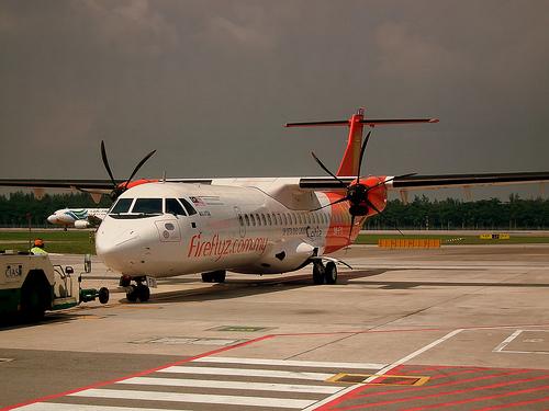 ファイアフライ航空が8月から新規2路線就航