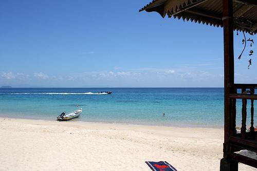 「世界のベスト・ビーチ100」にプルフンティアン クチル島、ティオマン島がランクイン