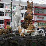 「クチン・フェスティバル2011」(猫祭り) / 2011年8月1日(月)~8月31日(水)