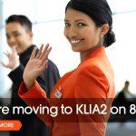 ジェットスター・アジアのクアラルンプール発着便がKLIA2に移転