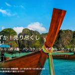 AirAsiaの「残りわずか!売り尽くし大セール!」  札幌(新千歳)⇒クアラルンプール線が格安!